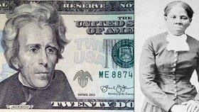 Po 120 letech bude na dolarech žena. Bojovnice za otroky nahradí prezidenta