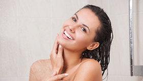 10 nejčastějších chyb při sprchování. Děláte je také?