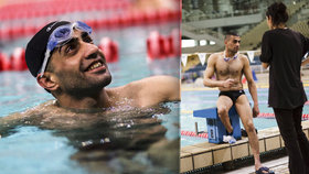 V Sýrii přišel o nohu, v Řecku ponese olympijskou pochodeň. Uprchlíkovi se splnil sen