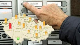 """Kontroloři rozdali 800 postihů. Nejvíc """"simulantů"""" bylo v Plzeňském kraji"""