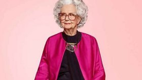 Tváří módní kampaně ve 100 letech? Stylovou důchodkyni miluje celý svět!