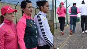 Novinka pražského maratonu: Poběží vězeňkyně bez dohledu bachařů!