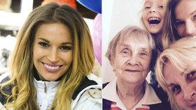 Vděčná moderátorka Petra Svoboda: Den matek oslavila s nejdůležitějšími ženami!