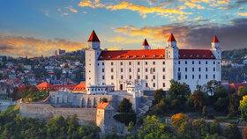Slováci žasnou: Bratislava je pátým nejbohatším regionem v EU, předběhla Prahu