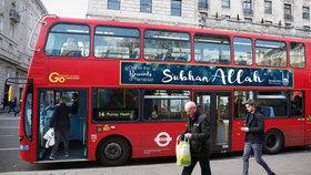 """Londýn po zvolení muslimského starosty: """"Sláva Alláhovi"""" budou hlásat autobusy"""