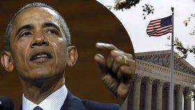 Republikáni torpédovali Obamovu zdravotnickou reformu. Nechtějí platit za chudé