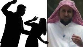 Manželská poradna po saúdskoarabsku: Terapeut radí, jak správně bít ženu