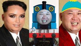 Kim Čong-unashian: Severní Korea vydala neretušovanou fotku svého vůdce, lidé to napravili