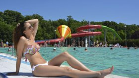 Termální lázně v létě? Skvělé místo pro rodinnou dovolenou a relax.