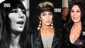 Cher slaví 70: Plakátová dívka plastických operací se proslavila písněmi i počtem milenců