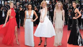 Eva Herzigová zastínila hvězdy v Cannes: Trumfla i Marilyn Monroe!