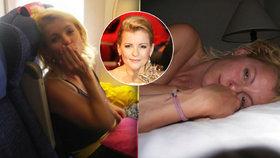 2 roky po smrti popové princezny: Objevily se intimní fotografie Ivety Bartošové (†48)