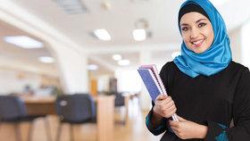 Muslimský šátek, ale ani křížek do práce nepatří, rozhodl Evropský soudní dvůr
