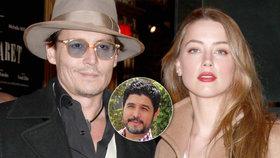Bývalý přítel Amber Heard se postavil na její stranu: Pochybuji, že by lhala