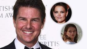 Tom Cruise kašle na dceru: Posílá jí 800 tisíc měsíčně, ale neviděl ji přes 4 roky!