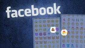 Facebook přidal 1500 nových smajlíků, zobrazit jimi můžete homosexuální lásku i hovínko