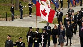 Kanada mění hymnu: Poslanci do ní chtějí vklínit ženy