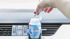 Soutěž: Orbit dóza – nepostradatelná součást výbavy vašeho auta