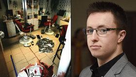 Nečesaný odsouzený za pokus o vraždu kadeřnice: Poslední šanci vybojovat svobodu má na konci července