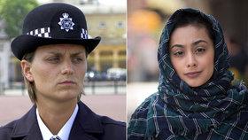 Hidžáb jako součást policejní uniformy. Skotsko vychází vstříc muslimům