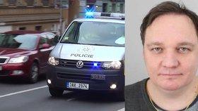 Policie pátrá po schizofrenikovi: Odešel z bytu v Nuslích, může být nebezpečný