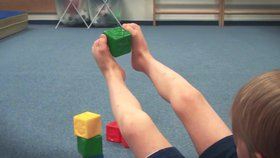 Tohle děti naučte, aby neměly ploché a bolavé nohy. Funguje to!