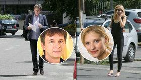 Herci Ježková a Šťastný se tajně scházejí: A brzy už všechno praskne!