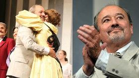 Uklonil se, zatleskal divákům a odešel: Viktor Preiss ukončil divadelní kariéru