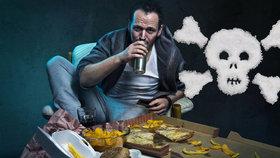 Zabiják jménem sůl: Nadbytek slaného zásadně ohrožuje náš život!