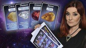 Druhá série karet Síla kamenů je tady: Jak výkladové karty fungují?