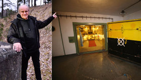 Tajemný objekt po Sovětech v Bělé: Kocáb po jeho návštěvě těžce onemocněl!