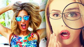 Léto je tu! Víte, jak chránit svůj zrak?