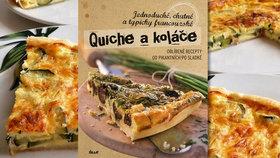 Recenze: Sladké a slané potěšení z kuchyně? Quiche a koláče jsou v létě to pravé