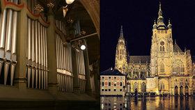 Svatovítská katedrála dostane nové varhany: V únoru bude jasno, kdo je dodá