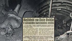 55 let od největšího poválečného důlního neštěstí: Tragická smrt 108 horníků vinou lajdáctví…