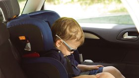 Rodiče u autosedaček hřeší na bezpečnost. Víc je zajímá barva a značka