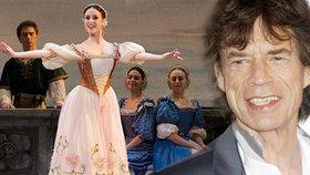 Rocker Mick Jagger (72) bude otcem: Osmého potomka mu porodí o 43 let mladší baletka!