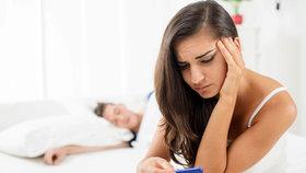 Čtyřicítka na krku: Můžete ještě otěhotnět, nebo už vám hrozí menopauza?