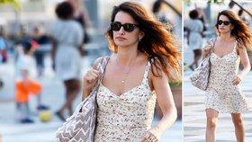 Styl podle celebrit: Letní model podle sexy Penélope Cruz