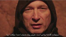 Daniel Landa jako árijec: Vyhlásil válku ISIS!