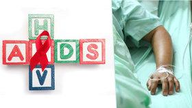 Nákazu HIV si přivezl ze zahraničí. Počet nemocných roste
