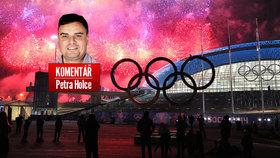 Komentář: Užijte si olympiádu, svátek diktátorů, dopingu a korupce