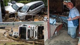 Průtrž mračen způsobila v Makedonii bleskové povodně: Nejméně 20 mrtvých!