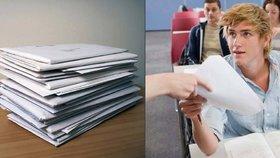 Karanténa nejsou prázdniny: Jak se připravit na přijímačky na SŠ a gymnázia?