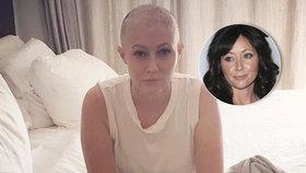 Brenda z Beverly Hills 902 10 se loučí se životem? Shannen Doherty si napsala epitaf!