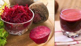 Červená řepa je elixír zdraví: Pomáhá i proti rakovině!