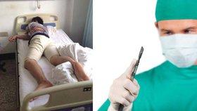 Nastávajícímu otci omylem operovali hemoroidy, muž přitom čekal na porod manželky