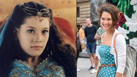 Zase jako Zubejda: Herečka Bára Seidlová (35) snad nestárne!