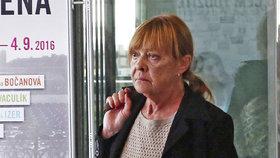 Nemocná Šulcová už je na tom líp: Chce pryč od boromejek!