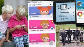"""Konec ztracených dětí? Rodiče je mohou přes mobil """"šmírovat"""" na každém kroku"""